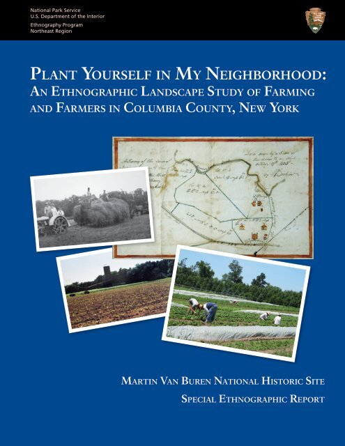 Plant Yourself in MY neighborhood: - National Park Service