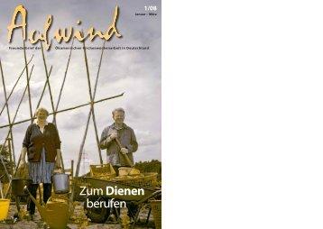 ZumDienen berufen - Kiwoarbeit.de