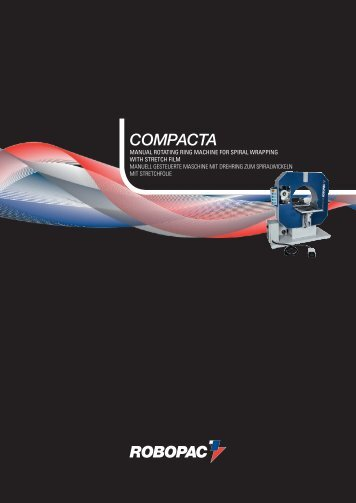 ROBOPAC COMPACTA - West Coast Supplies