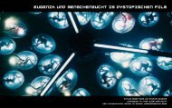 eugenik und menschenzucht im dystopischen film - Die KISD