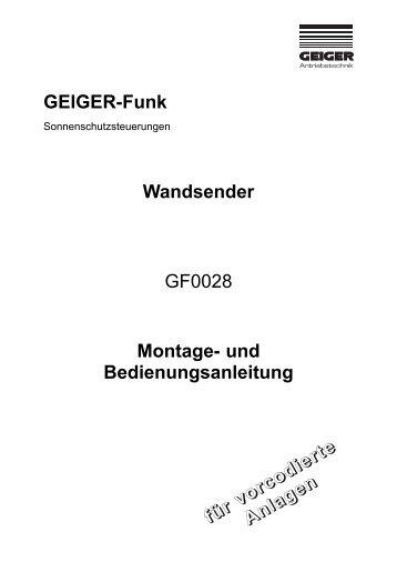 erfahren Sie mehr - Geiger Antriebstechnik