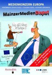 (2006) [PDF] - MainzerMedienDisput