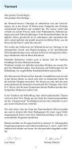 Wissenschaftliches Programm 14. Chirurgisches ... - DGAV - Page 2
