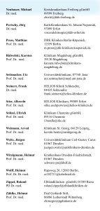 Wissenschaftliches Programm 14. Chirurgisches ... - DGAV - Page 7
