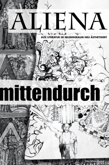 Projektzeitung Aliena - Universität Salzburg