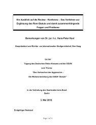 Zur Rede (pdf-Format) - Deutsche Gesellschaft für die Vereinten ...