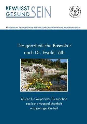 Basenkur NEU.indd - Dr. Ewald Töth