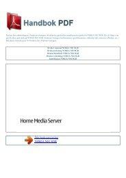 Bruker manual NOKIA N81 8GB - HANDBOK PDF