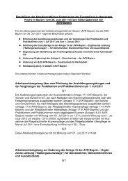 Beschluesse 28062011 AVR - ARK Bayern