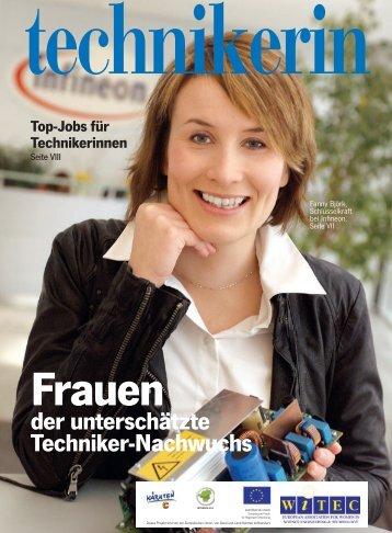 der unterschätzte Techniker-Nachwuchs - WiTEC Austria