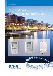 Smart Metering Die Intelligente Infrastruktur. - screenteam GmbH