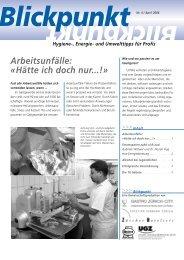 nr. 04 | april 2004 - Zürcher Hoteliers, Regionalverband Zürich und ...