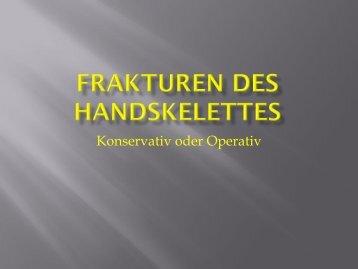 Frakturen des Handskelettes (PDF, 5.6MB)