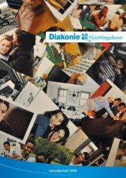 Jahresbericht 2009 - Diakonie Österreich