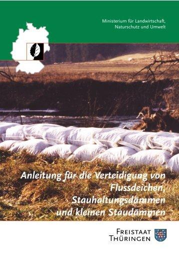 Anleitung für die Verteidigung von Flussdeichen ... - LFKS