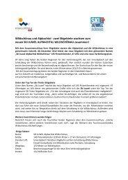 Ski Juwel Alpbachtal Wildschönau Pressenews Wildschönau