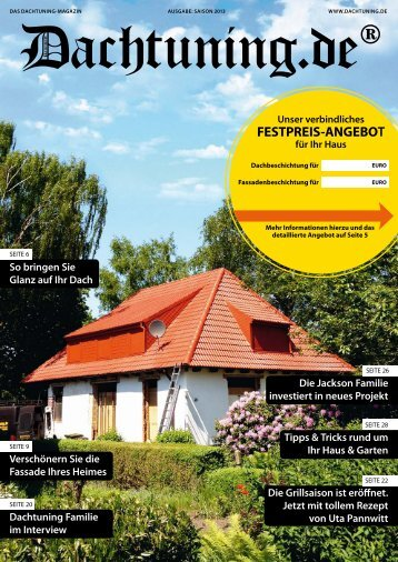Dachtuning Magazin 01 2013