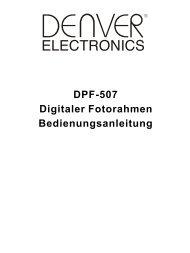 DPF-507 IB german