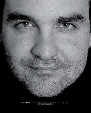 Florian Klenk – als stellvertretender Chefredakteur des ... - Horizont