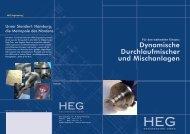 Dynamische Durchlaufmischer und Mischanlagen - BNB ...