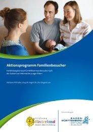 Aktionsprogramm Familienbesucher - Universitätsklinikum Ulm