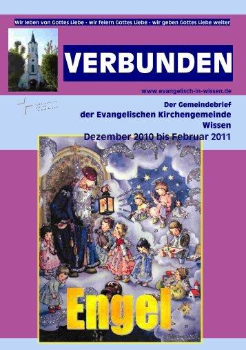VERBUNDEN - evangelisch-in-wissen