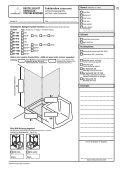 BESTELLBLATT GANZGLAS- Duschnischen SYSTEM ... - Cristalux - Seite 5