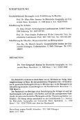 Der Einfluß politischer Grenzen auf die Siedlungs - Seite 4