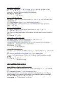 touristenkarte šumava – český les unterkunft und verpflegung - Seite 7