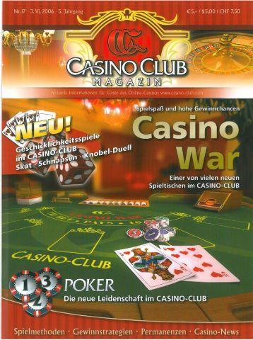 CasinoClub Magazin Nr.17 Download