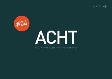 ACHT Nr.4 - BEAUFORT 8 Werbeagentur Stuttgart