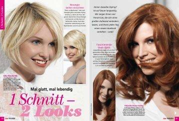 1 Schnitt, 2 Looks - CUTTING CREW Der Friseur