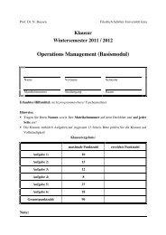 Basismodul OM vom WS 11/12 - Friedrich-Schiller-Universität Jena