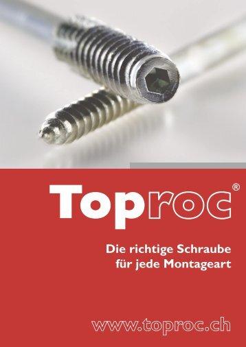 Toproc Schrauben