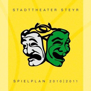 Theatermagazin2010-2.. - Steyr