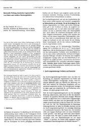Rationelle Prüfung elastischer Eigenschaften von Fäden ... - Lenzing