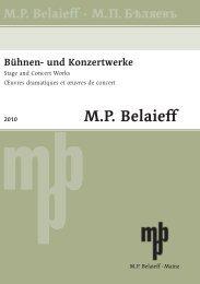 Katalog herunterladen - Schott Music