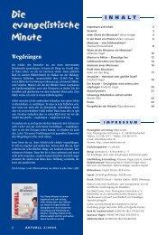 Aktuell 2-2004.indd - Bibel-Center.de