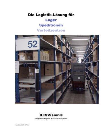 Die Logistik-Lösung für Lager Speditionen ... - LogObject