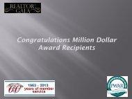to see all the 2012 Award Winners... - Pwar.com