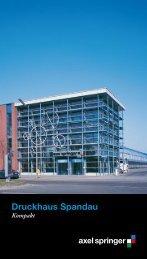 Druckhaus Spandau - Axel Springer AG