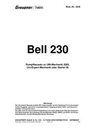 Bell 230 - RC-Toy