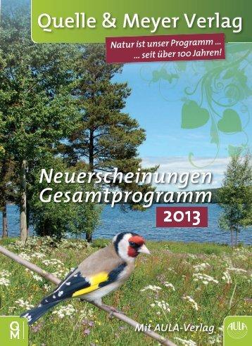 Verlage Quelle & Meyer und AULA