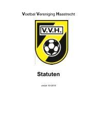Voetbal Vereniging Haastrecht Statuten