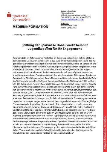 Download - Sparkasse Donauwörth