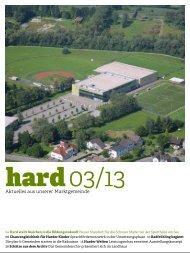 04 Hard stellt Weichen in die Bildungszukunft ... - Werkstatt West
