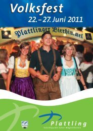Download Programmflyer Volksfest - ICF-Freestyle Plattling