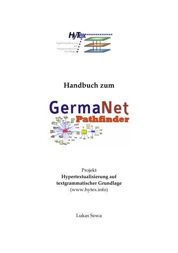 Pathfinder - Benutzerhandbuch