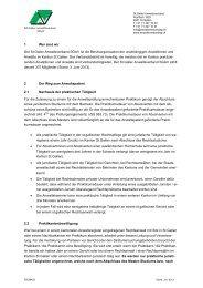 Der Weg zum Anwaltspatent - St. Gallischer Anwaltsverband