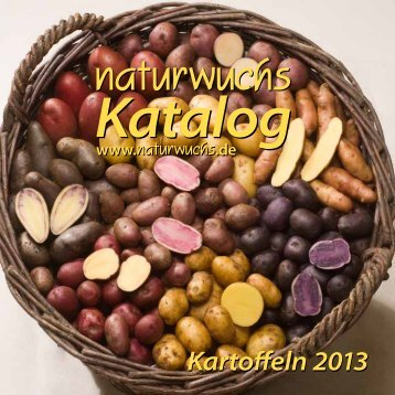 Kartoffeln 2013 - Gärtnerei Naturwuchs Online
